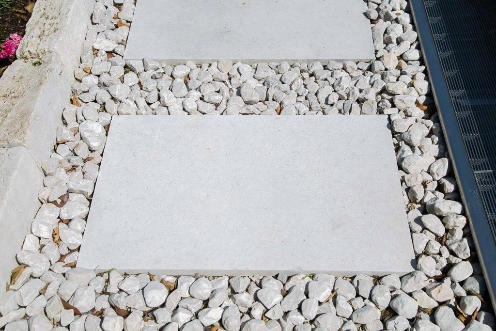 Wir legen auch kunstvolle Steinwege